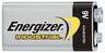 Energizer<sup>®</sup> Industrial Alkaline Battery, 9V