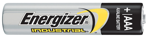 Energizer<sup>®</sup> Industrial Alkaline Battery