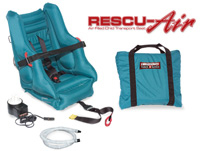 EP&R Rescu-Air<sup>™</sup> Air-filled Child Transport Seat, AC/DC Converter Only
