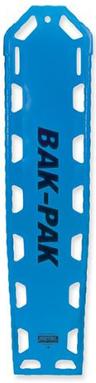 EP&R Bak-Pak II Backboard with Pins, Blue