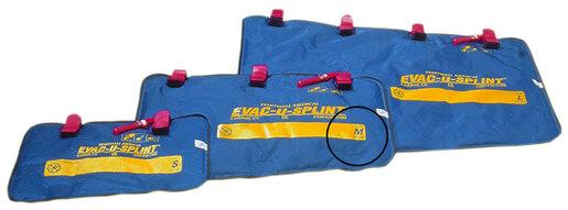 Hartwell EVAC-U-SPLINT<sup>®</sup> Extremity Splint, Medium