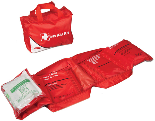 Family First Aid Kit, 106-piece