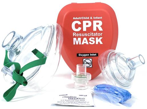 CPR Resuscitator Masks