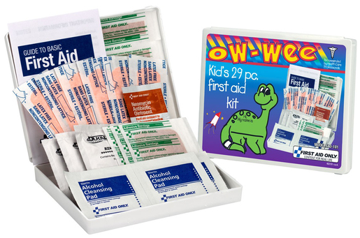 First Aid Only<sup>®</sup> Ow-Wee First Aid Kit