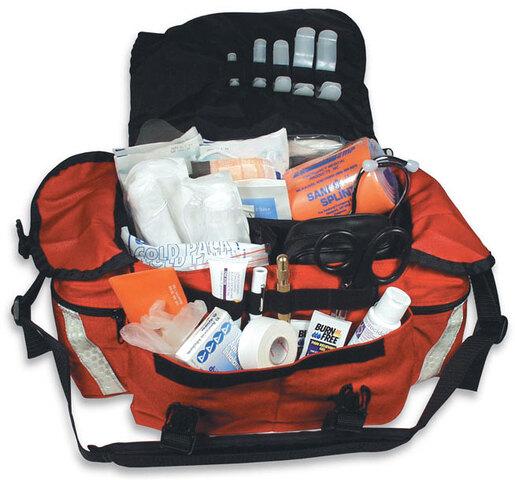 Curaplex<sup>&reg;</sup> First Call In Bag, Orange