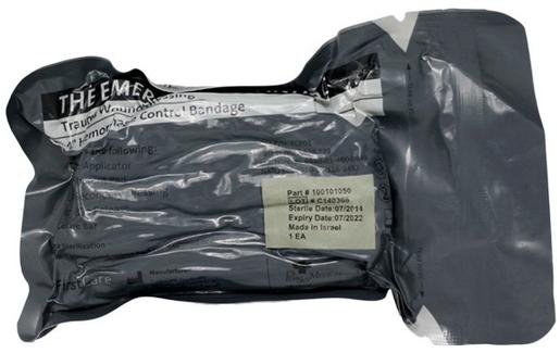PerSys<sup>®</sup>  Emergency Israeli Bandage