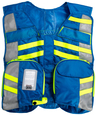 StatPacks G3 Advanced Safety Vest, Blue