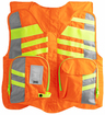 StatPacks G3 Advanced Safety Vest, Orange