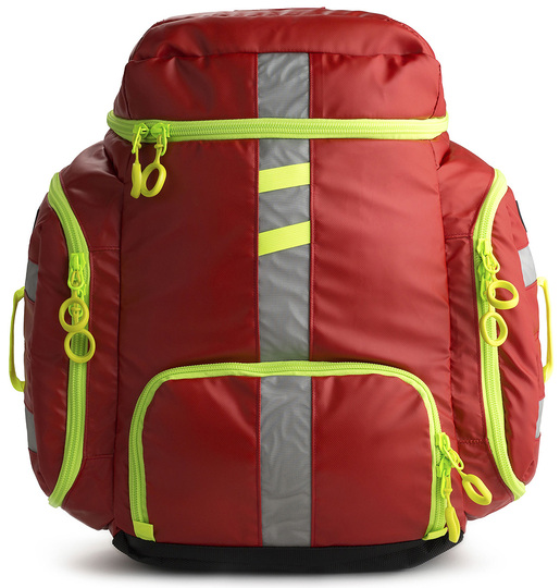 StatPacks G3 Clinician Bag, Red