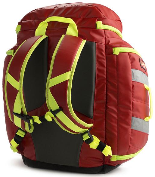 StatPacks G3 Clinician Bag, Red