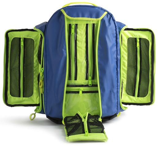 Statpacks G3 Load n' Go Pack, BBP Resistant, Blue