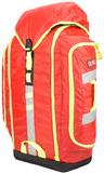 StatPacks G3 Back Up Bag, Blood Borne Pathogen Resistant, Red