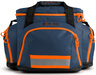 StatPacks G4 Retro Shoulder Pack, Small, Blue/Orange