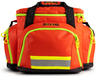 StatPacks G4 Retro Shoulder Pack, Small, Red/Yellow