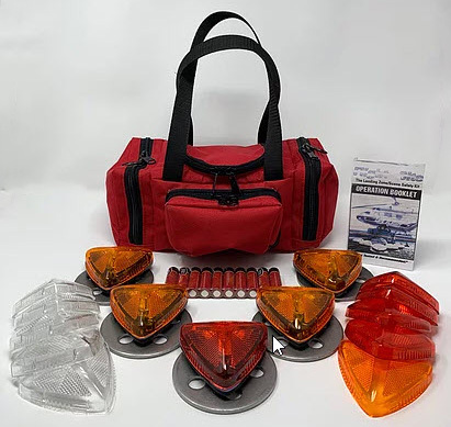 Priority 1 Life Flight Landing Site One Scene Safety Kit