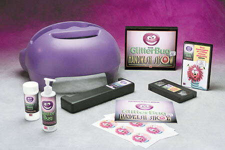 Glitterbug<sup>®</sup> Handwashing Training Kits