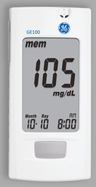 Veridian<sup>®</sup> GE Blood Glucose Complete Meter Monitoring System