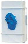 Bowman<sup>®</sup> Glove Box Single Dispenser/Holder, White Coated Wire