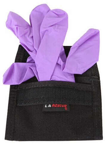 L.A. Rescue<sup>®</sup> Belt Glove Pouch
