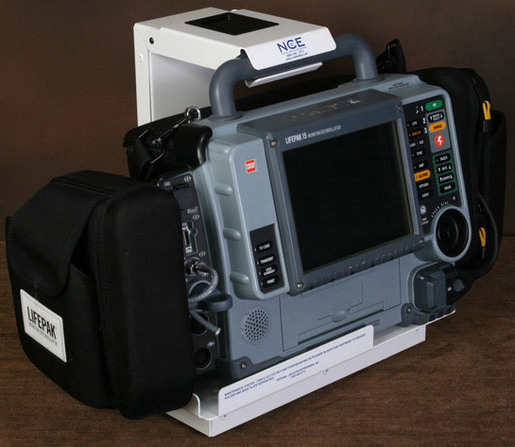 NCE AED Mounts for Physio-Control Defibrillators