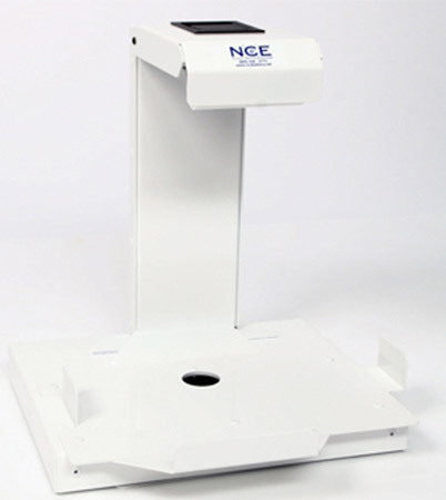 AED/Defibrillator Holder, Philips HeartStart MRx Compatible, Red Case