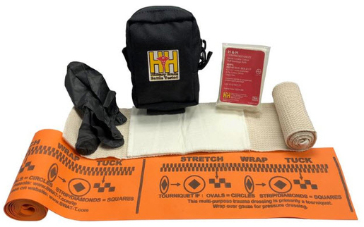 H&H Medical Basic Bleeding Control Kits