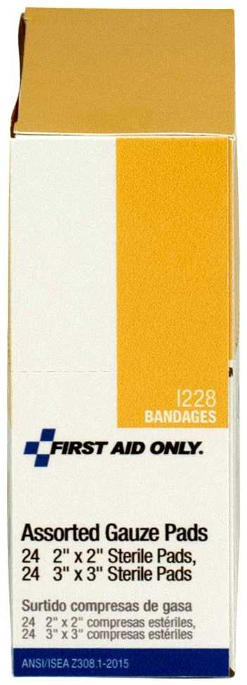 First Aid Only Wound Dressings