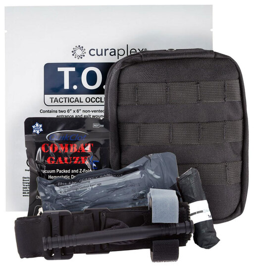 Curaplex<sup>®</sup> IFAK Officer Down Kit, Advanced