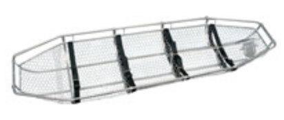 Junkin Lightweight Wire Basket Stretcher without Leg Divider