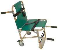 Junkin Evacuation Chair with 4 Wheels