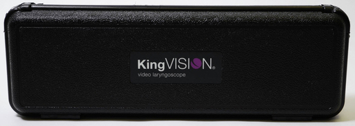 Case for Ambu King Vision<sup>™</sup> Video Laryngoscope/Adapter