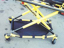 Base Net for Stryker<sup>®</sup> Rugged MX-PRO Cots