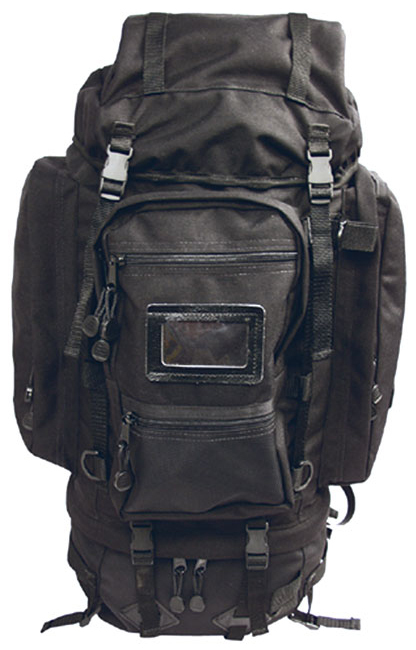 L.A. Rescue<sup>®</sup> Tactical Insertion Backpack, Black