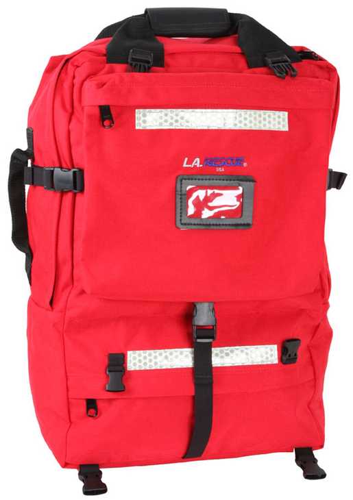 L.A. Rescue<sup>®</sup> Red Bag Mission Backpack