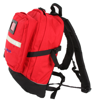 L.A. Rescue<sup>®</sup> Day Pack Backpack, Red