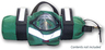 L.A. Rescue<sup>&reg;</sup> O2 Cylinder Sleeve, Green