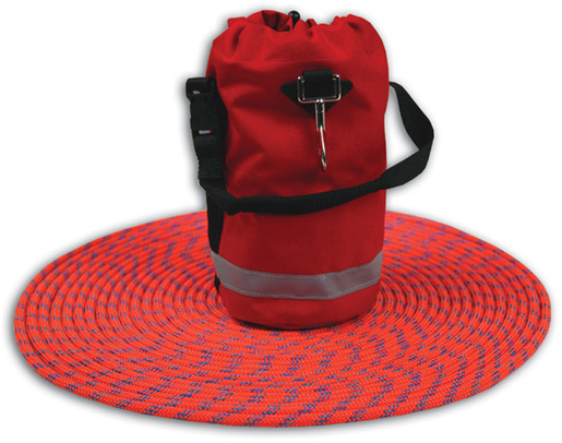 L.A. Rescue<sup>®</sup> Equipment Line Drop Bag, Red