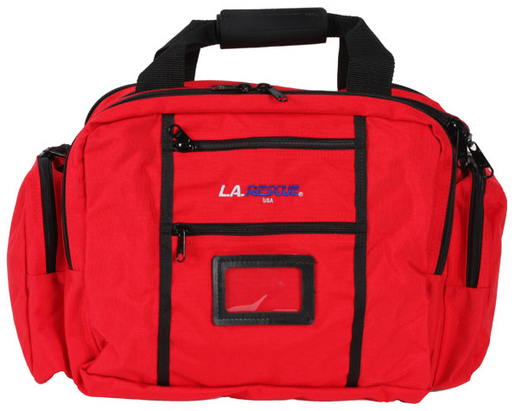 L.A. Rescue<sup>&reg;</sup> Firefighter Day Bag, Red
