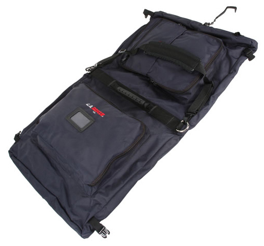L.A. Rescue<sup>®</sup> Executive Garment Bag, Red