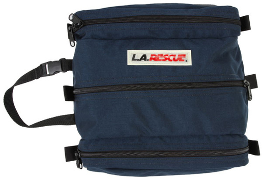 L.A. Rescue<sup>&reg;</sup> Toiletry Bag, Red