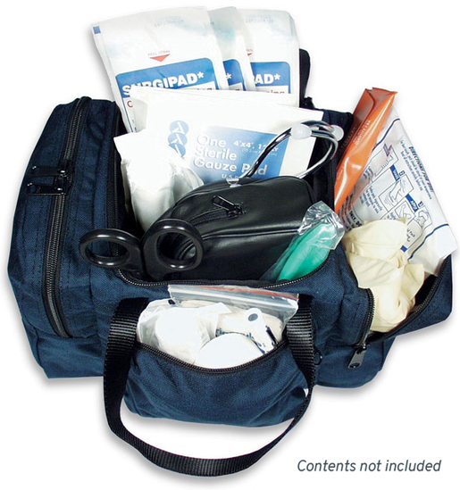 L.A. Rescue<sup>&reg;</sup> First Call-In Bag Jr., Bag Only, Navy