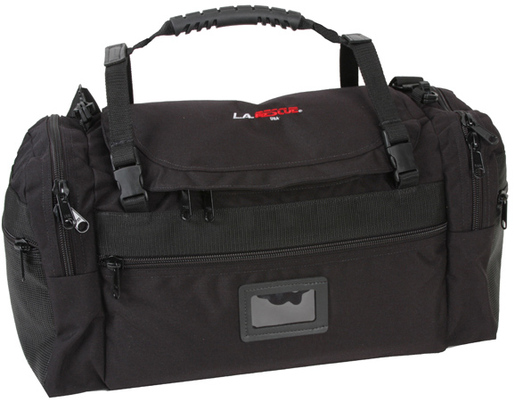 L.A. Rescue<sup>®</sup> Tactical Gear Bag, Tactical Black