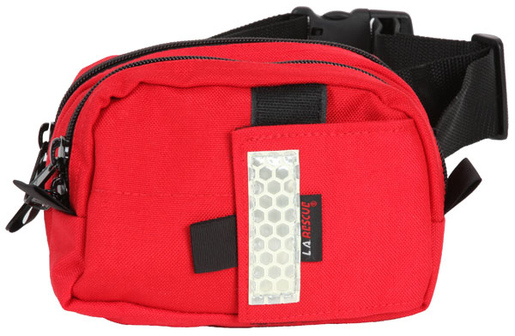 L.A. Rescue<sup>&reg;</sup> MicroMate Fanny Pack, Red