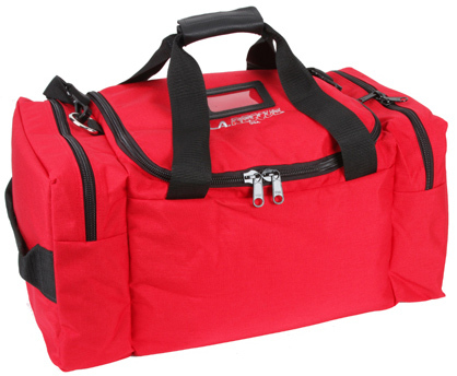L.A. Rescue<sup>&reg;</sup> Long Crew Bag, Red