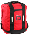 L.A. Rescue<sup>®</sup> StepTech Turnout Gear Bag, Red