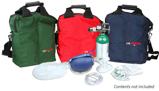 LA Rescue<sup>®</sup> Oxylink Responder Kit, Carry Bag Only
