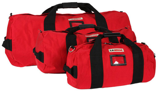 L.A. Rescue<sup>&reg;</sup> Equipment Duffel, Red, Medium