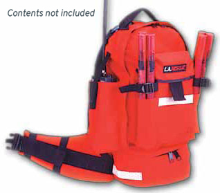 L.A. Rescue<sup>®</sup> Wildland Attack Pack, Red