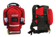 L.A. Rescue Wildland Attack Pack Plus Bags