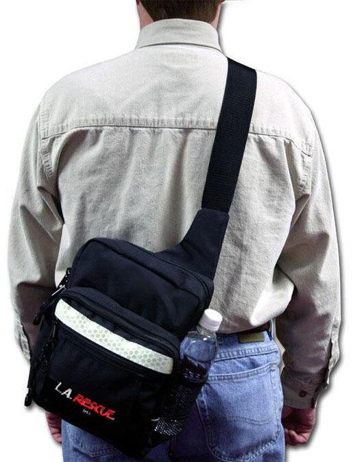 L.A. Rescue<sup>®</sup> Cruising Bag, Red